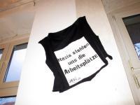 Hans / Print auf T-Shirt / 2011